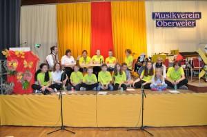 Jugendcombo Musikverein Oberweier